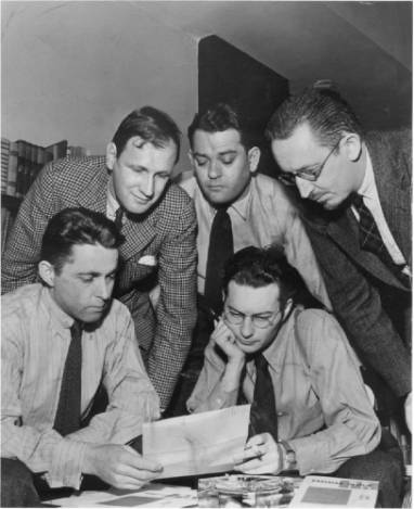 The Editorial Staff of Partisan Review