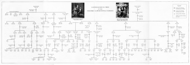 Olschki Familyh Tree